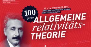 Relativitätstheorie Poster